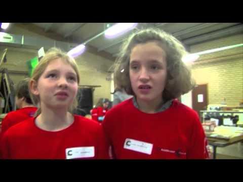 TEDx Kids @ St. Johns International   Brussels   100% student media