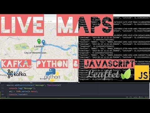 Realtime Maps - Leaflet Live Map Of London (7)