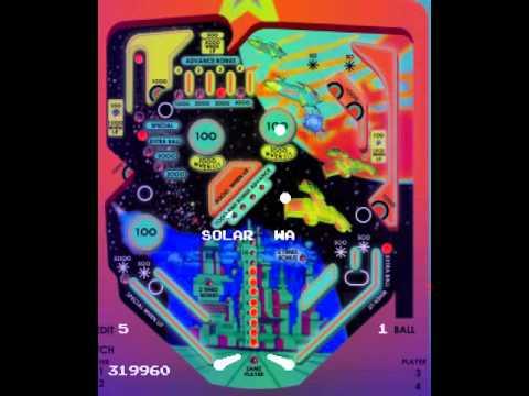Arcade Game: Solar War (1979 Atari)