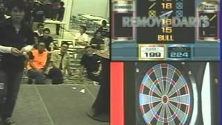 ダーツ 2012/9/30 MEDALIST京都大会 -White Lion- Grand Master Singles 決勝戦