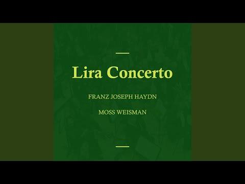 Lira Concerto in F, Hob.VIIH:5: II. Andante