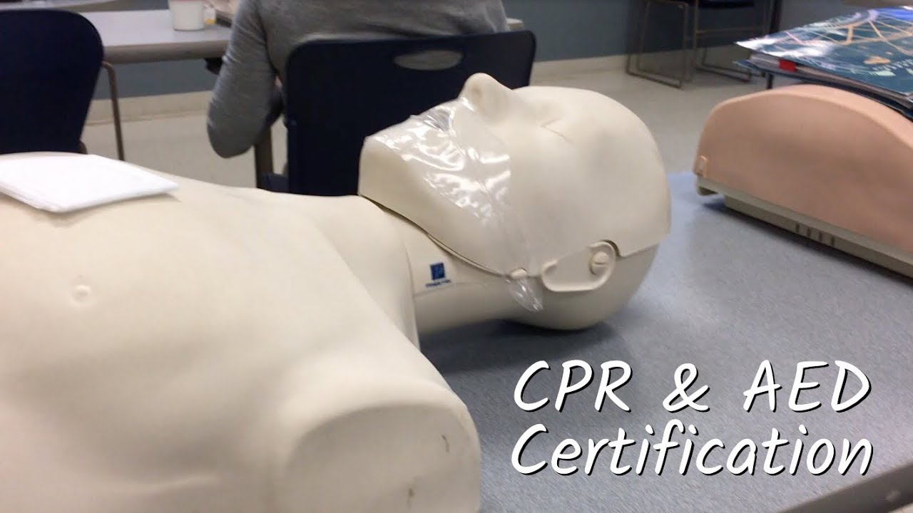 Nasm Chapters 15 16 Cpr Aed Certification Youtube