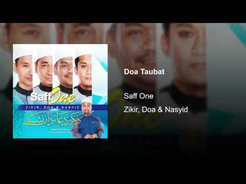 Saff One - Doa Taubat (Audio Only)