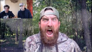 """REACTING to DUDE PERFECT'S """"Hunting Stereotypes"""""""