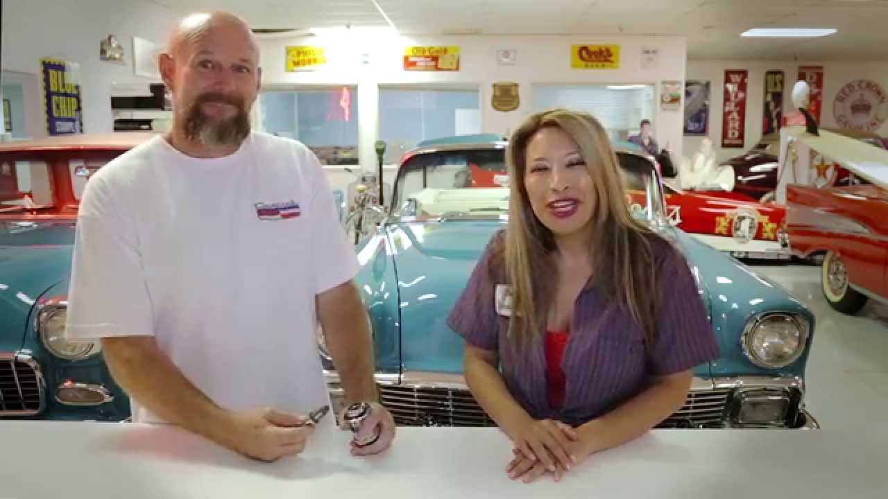 How to Remove the Lock Cylinder from your Ignition Switch | Danchuk USA  YouTube