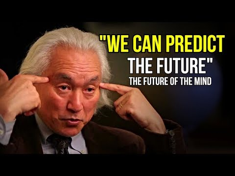 """Physics Of The Impossible"" - Dr. Michio Kaku Talks About Consciousness"
