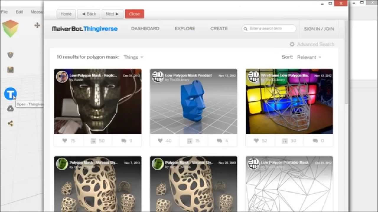 Introduction to 3DView Chrome App