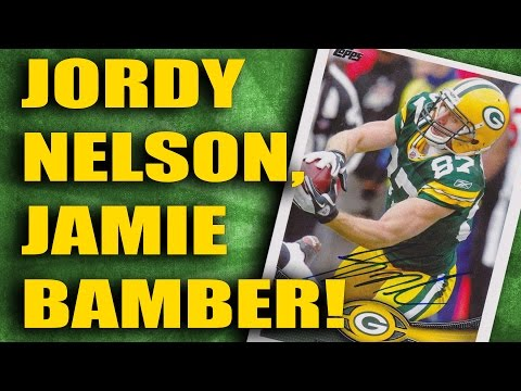 Through the Mail Autographs: Jordy Nelson, Jamie Bamber, Walt Weiss and more!