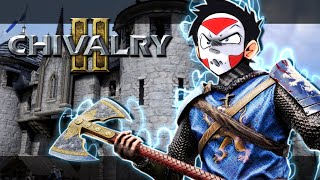 HOW TO WIN ON CHIVALRY 2! (Funny Moments)