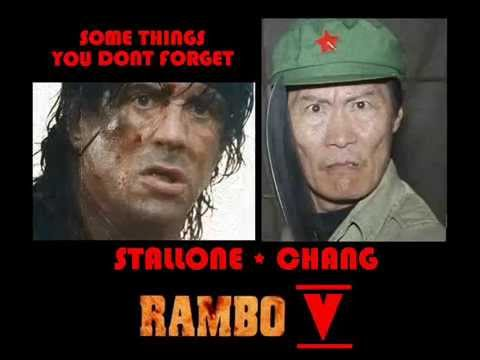 STEPHEN CHANG ON RAMBO 5 CLIP