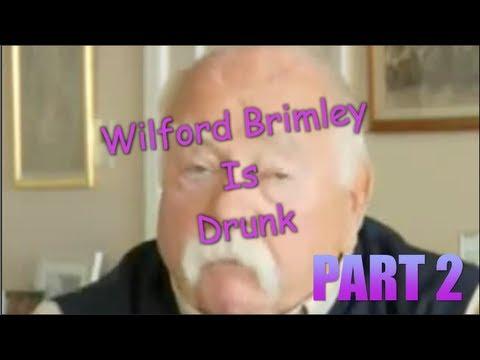 Wilford Brimley Is Drunk Part 2
