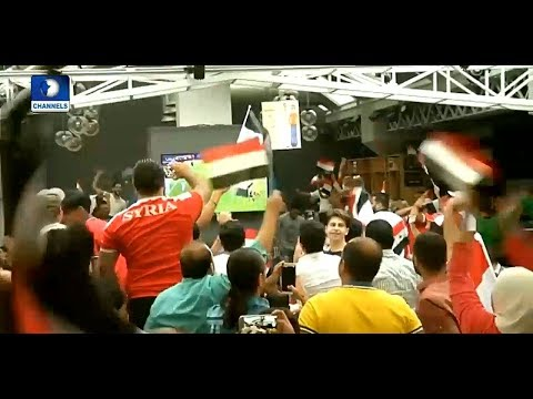Argentina's World Cup Place In Doubt As Syria Hopeful Of Participation |Sports Tonight|