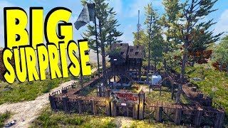 Big Surprise | 7 Days To Die - The Wait For Alpha 17 | Part 30