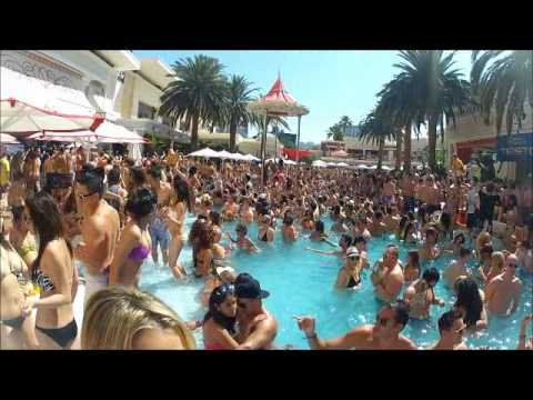 Las Vegas Encore Pool Party Bachelor Party DJ Tiesto