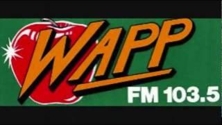WNEW FM Pete Fornatale/Dennis Elsas - WAPP EJ Crummey - Oct 1983