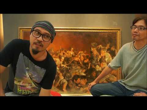 Interview with Cebuano painter Orley Ypon