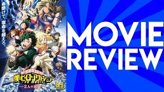 My Hero Academia: Two Heroes - Anime Movie Review