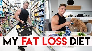 My New Cutting Diet | SHOPPING AND MEAL PREP