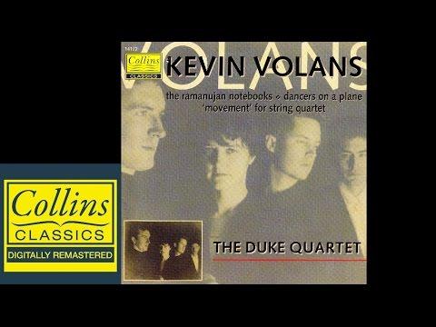 Volans - String Quartets (FULL ALBUM)