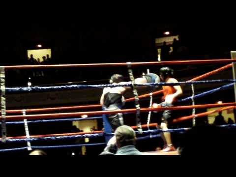 Golden Gloves Boxing - Lowell, MA - TKO