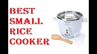 Best Small Rice Cooker 2020
