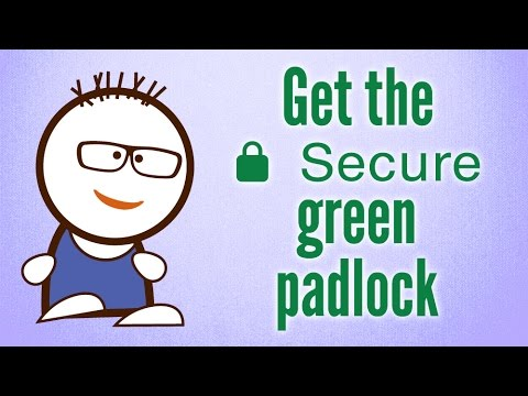 How To Get the Green Secure Padlock on an HTTPS SSL Website