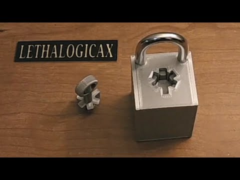 [413] Lock Sport Update | LethalogicaX Made A 3D Printed Lock!, A Few New Channels, and Unboxing