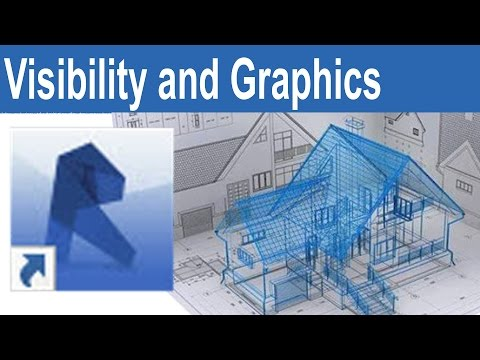 Revit Architectural Tutorials Graphics And Visibility Tutorial 11