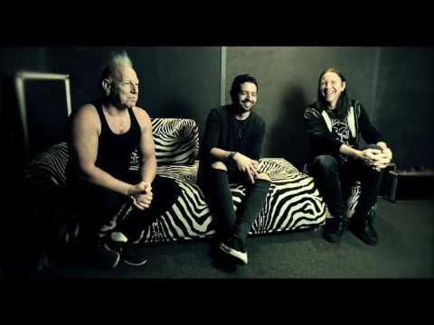 The Ferrymen (Ronnie Romero, Magnus Karlsson & Mike Terrana) EPK (Official)