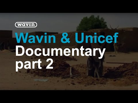 Wavin and Unicef - fragment from the