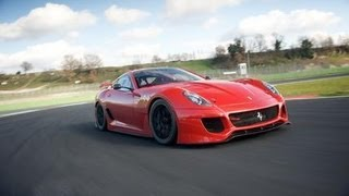Ferrari 599XX - First Drive - CAR and DRIVER
