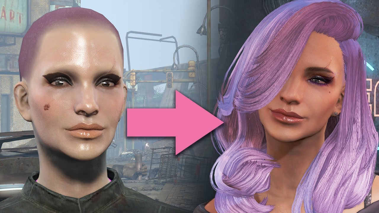 How to Install Commonwealth Cuts and Get Rid of the Bald Head Bug (Fallout  4)