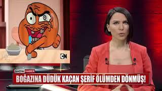 komik montaj Gumball ve Darwin #1