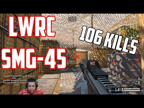 WARFACE - 106 KILLS COM A NOVA WARBOX *LWRC SMG 45* thumbnail
