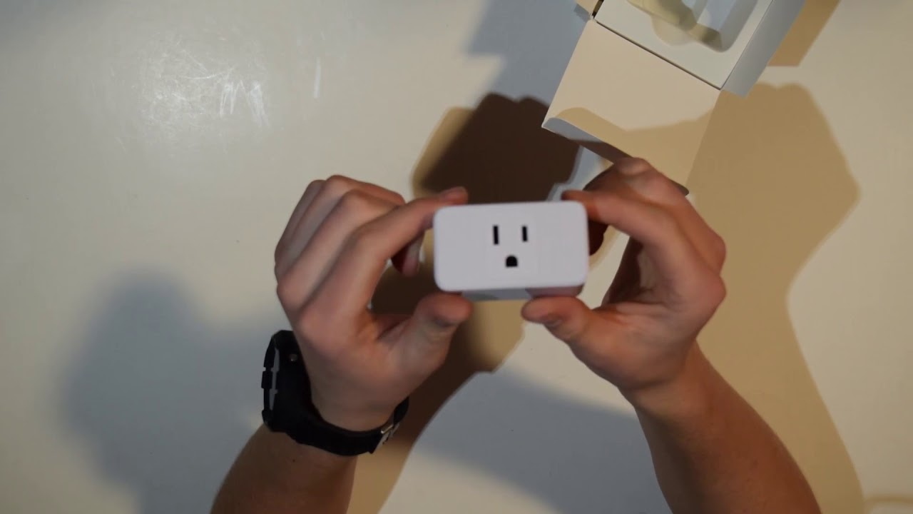 Meross Smart Plug Mini Review + Using with Alexa