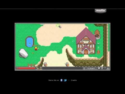Browser Quest Secret Achievements Tutorial