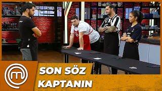 Kırmızı Takımın Kritik Oylaması  MasterChef Türkiye 103. Bölüm