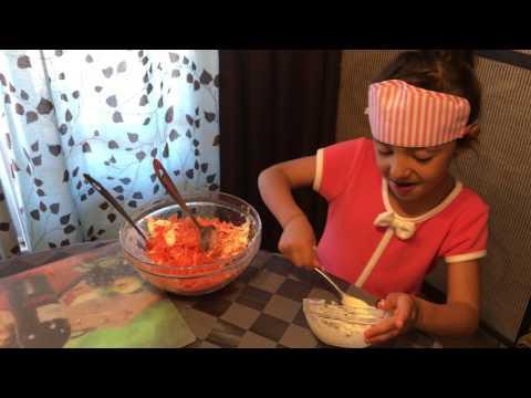 Fresh Beginning with Chaya - Part 3 Russian Carrot Salad
