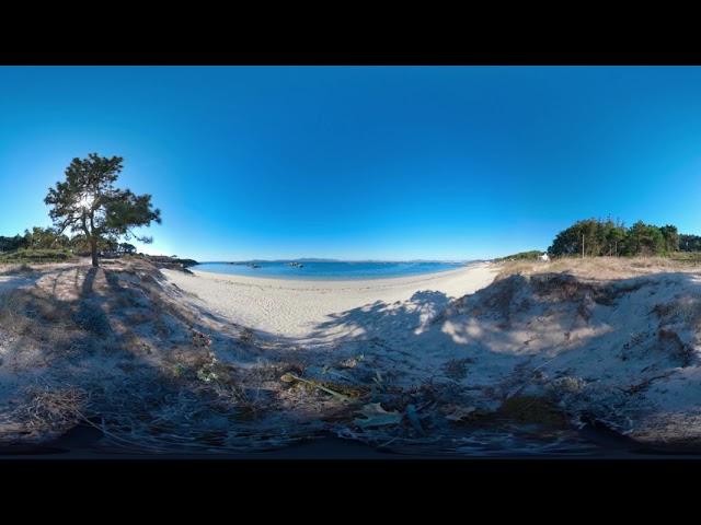 Playa de O Carreiro 360º
