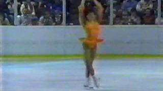 Anett Pötzsch (GDR) - 1980 Lake Placid, Ladies