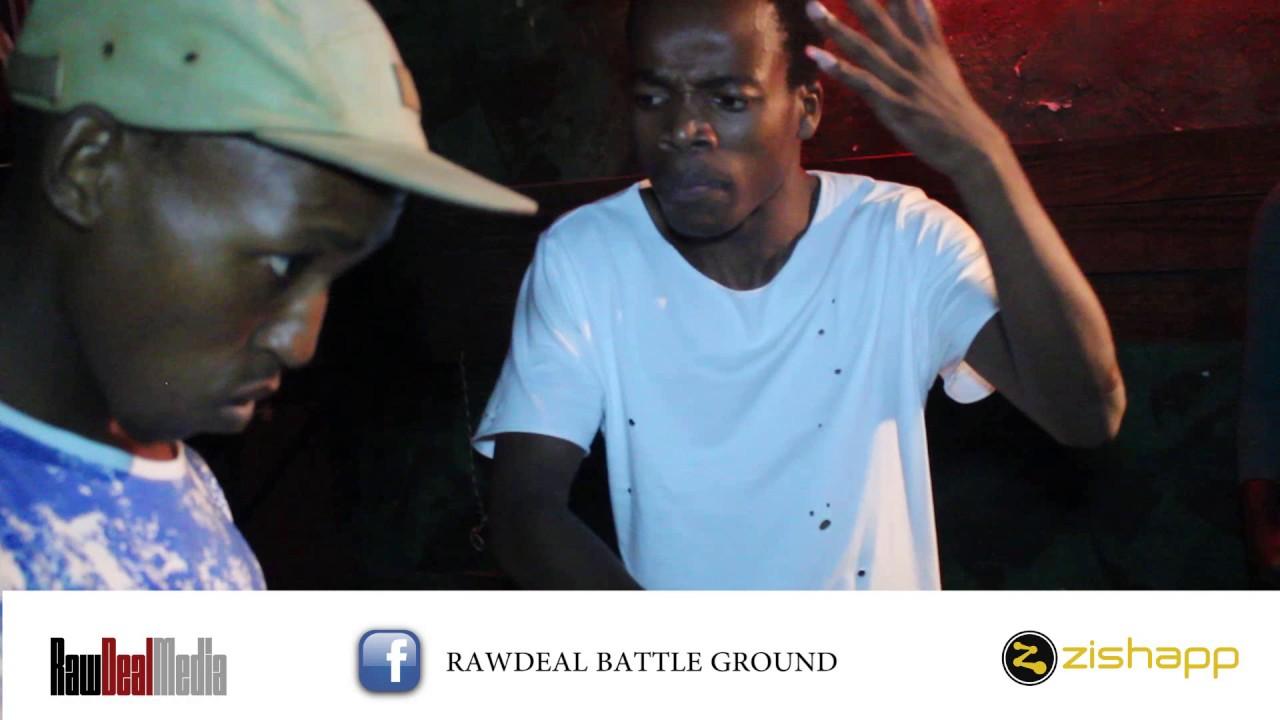 SPYKID VS TALATIYA// RAWDEAL BATTLE GROUND