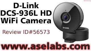D-Link DCS-936L HD WiFi Camera Review – ASE Labs