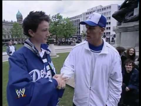 John Cena visits Belfast (WWE Confidential)