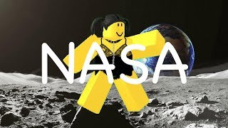 NASA - Ariane grande (ROBLOX Music Video)