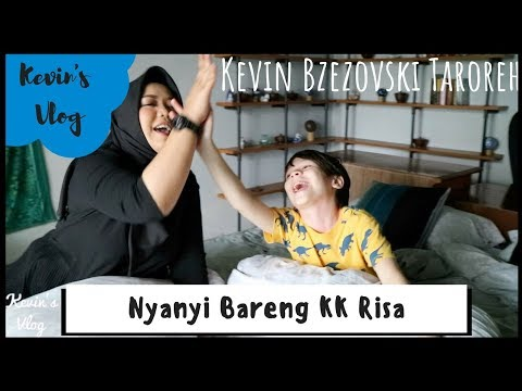 Janshen nyanyi bareng Kevin & Risa Saraswati???  | Peter cs | Danur