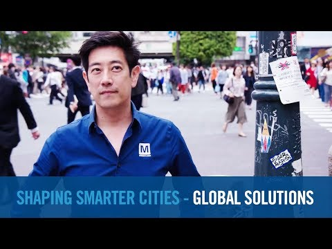 Shaping Smarter Cities - Global Solutions