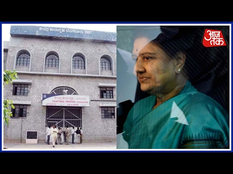 Bangalore Parappana Agrahara Central Jail, Sasikala's New Address
