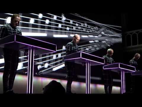 Kraftwerk.Hall of Mirrors Amsterdam Paradiso 2015