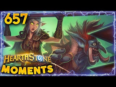 Fix This Interaction PLEASE SPAGHET!! | Hearthstone Daily Moments Ep. 657