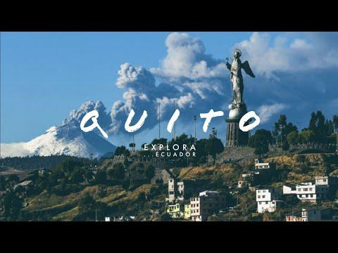 Ecuador Travel Vídeo : Quito